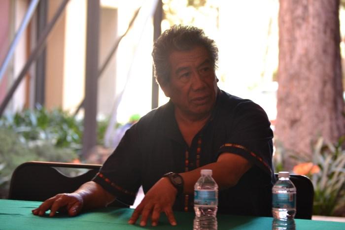 Ronaldo Pérez, migrante de Guatemala.