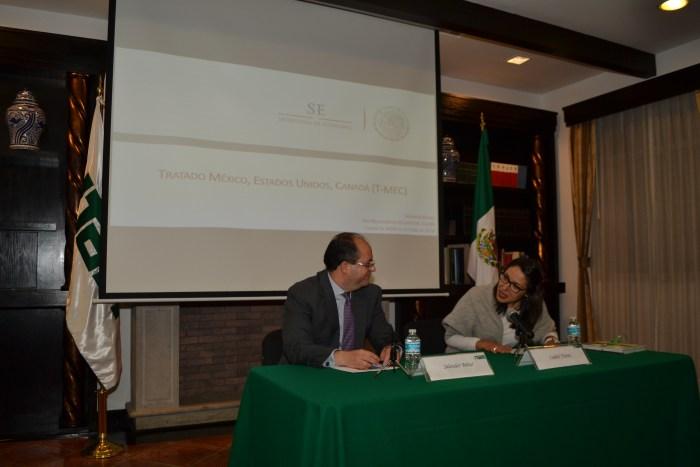 Salvador Behar e Isabel Flores