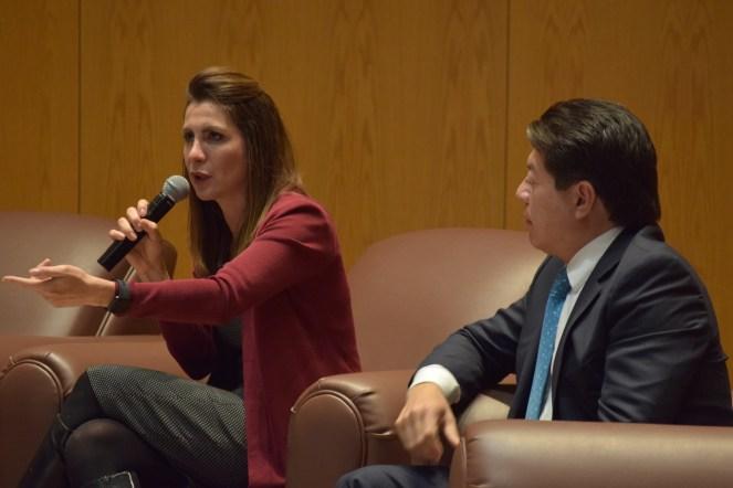 Soraya Pérez, diputada del PRI.