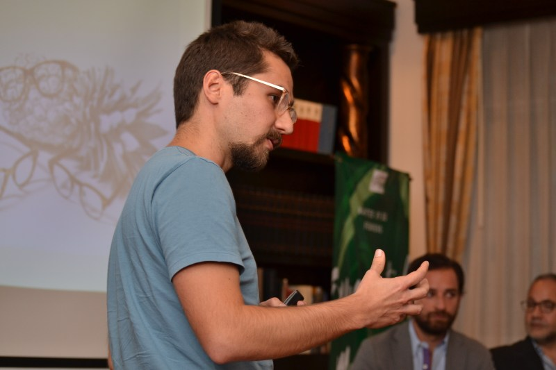 Eduardo Paulsen, cofundador y CEO de Ben & Frank hablando de experiential marketing