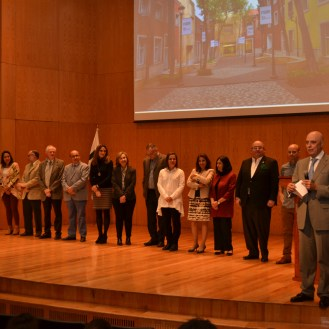 El rector del ITAM con directores de programa