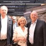 Inauguración de la exposición Túnel Memoria y Tolerancia