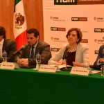 Mtro. Nuño Pérez-Pla, MBA. José Moya, MA. Mónica Sacristán, Lic. Ricardo de Buen y MBA. Quentin Paquelier. Foto: ITAM