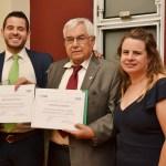 Ganador del premio a las mejores tesis. XXIV Premio de Investigación ExITAM
