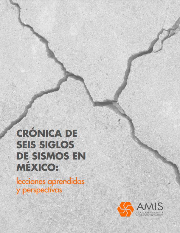 Crónica de seis siglos de sismos en México