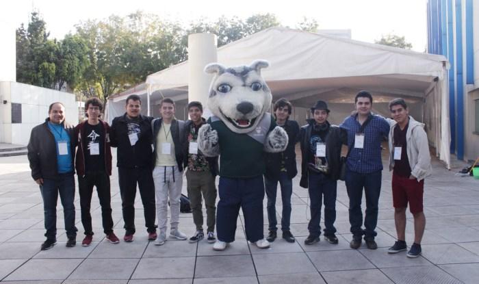 Olimpiada Nacional de Matemáticas 2019. FOTO: ITAM