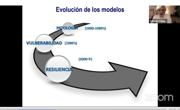 El modelo de la resiliencia