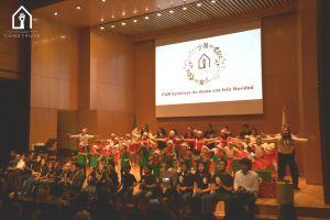 ITAM Construye se preocupa por crear comunidad