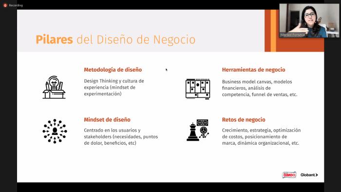 Los cuatro pilares de un buen Diseño de Negocios