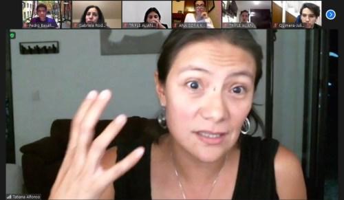 El concurso abordó el tema del Sistema Interamericano de Derechos Humanos
