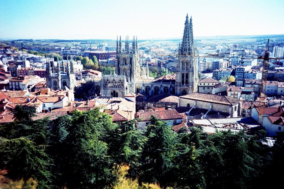 Skyline de Burgos - LCA