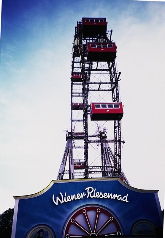 Wiener Riesenrand - LCA - Elitchrome 100 Día