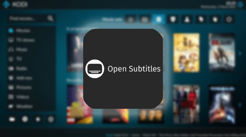 subtitulos en kodi