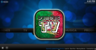 Addon Pancas TV en Kodi