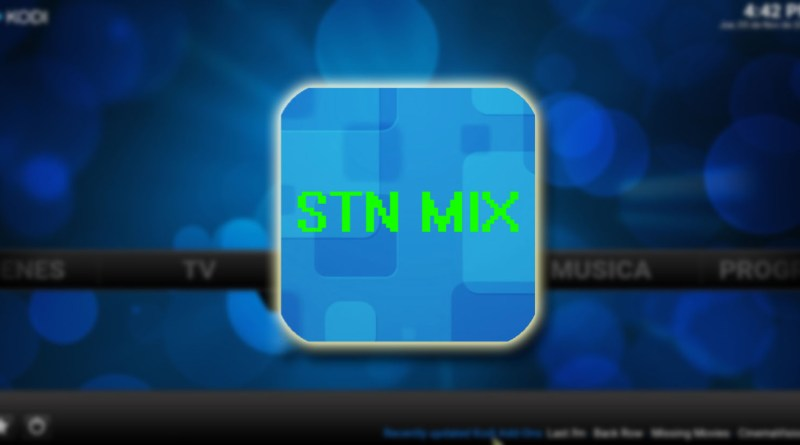 STN MIX en Kodi