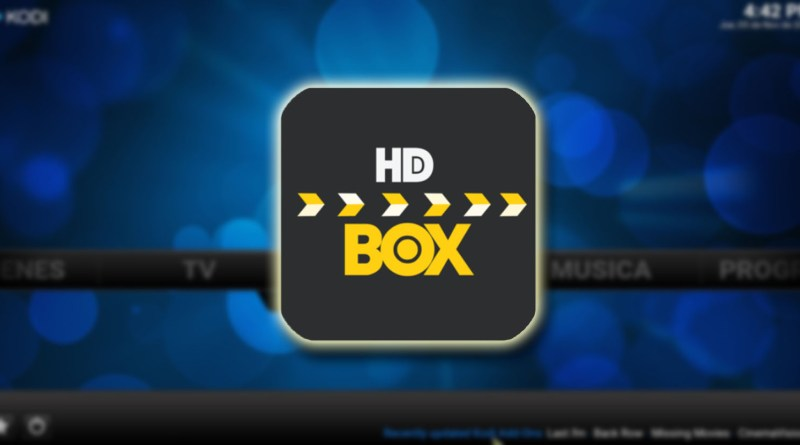 addon hd box en kodi