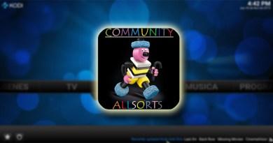 addon community allsorts