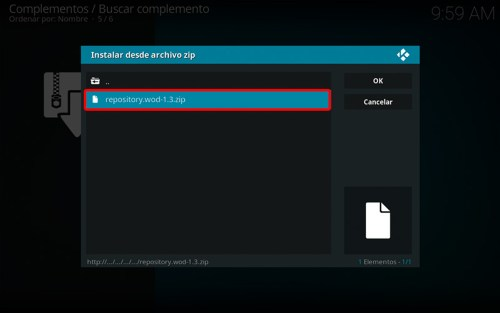 addon wrestling on demand en kodi