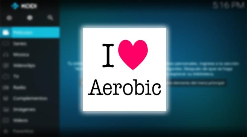 addon aerobic en kodi