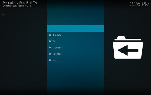 addon red bull tv en kodi
