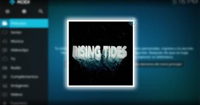 addon rising tides en kodi