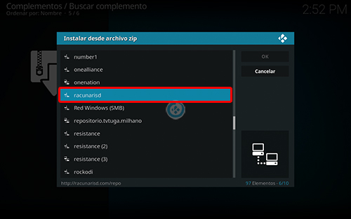 addon red tube en kodi