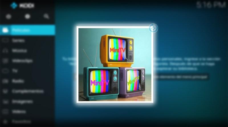 addon mira tv en kodi