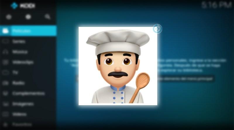 Cómo Instalar Addon Cocina en Kodi