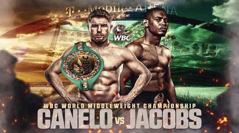 Canelo vs Jacobs en Kodi