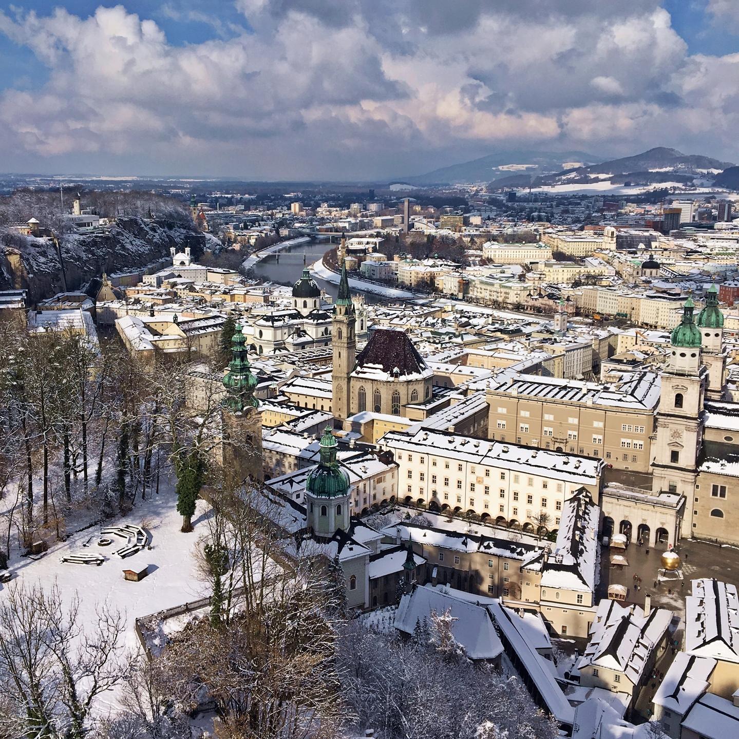 Qué ver en Salzburgo en un dia
