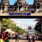 Timo a extrangeros en Camboya