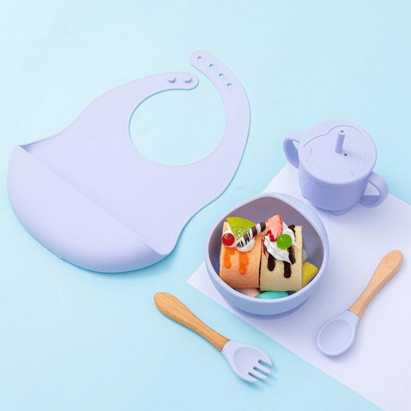 Kit alimentação completo 5 itens