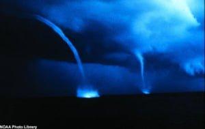 Cinco tornados golpean Rusia al mismo tiempo. ¿En serio?