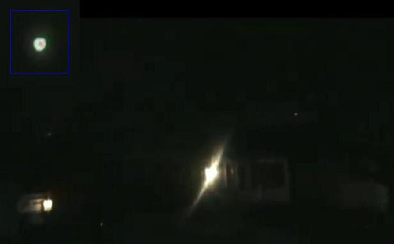 Objeto volador desconocido sobre el sudeste. Área de Chicago