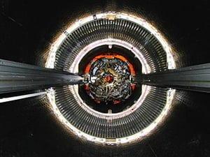 El LHC establece un nuevo récord mundial