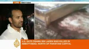 """Vecino de Osama Bin Laden: """"Nada de esto es verdad"""""""