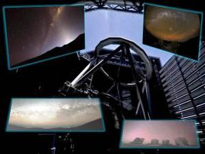 Impresionantes secuencias de tiempo tomadas por VLT