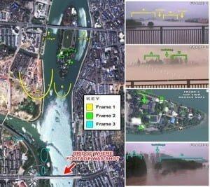 Increíble espejismo – edificios y montañas aparecen en China, 16 de junio de 2011