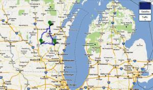 Sonidos misteriosos y retumbos se reportaron en Montello, 80 millas al sur de Clintonville – 21 de marzo 2012