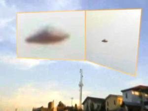 OVNI filmado en Tijuana, México – 09 de julio 2012
