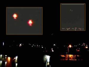Avistamiento OVNI sobre Phoenix, Arizona – Testigos múltiples – 18 de septiembre 2012