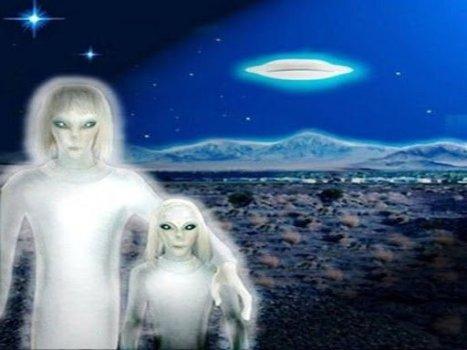 Los extraterrestres 'Blancos Altos' están entre nosotros