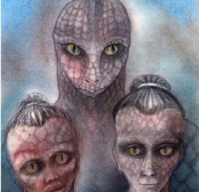 El Bestiario Celeste: Las Razas Alien De Anton Parks