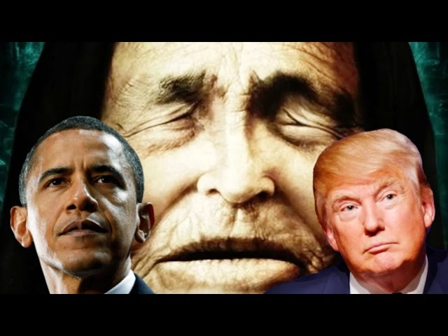 La extraña profecía de Baba Vanga sobre el último presidente de EE.UU.