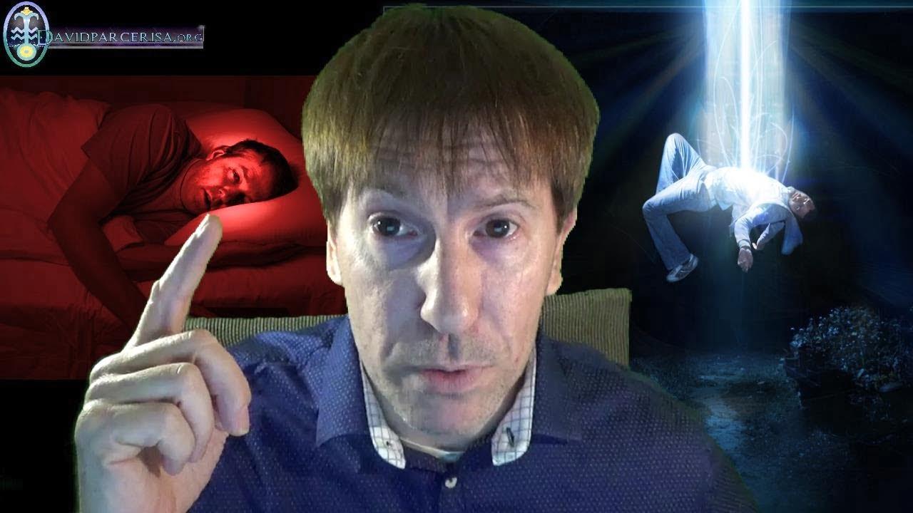 Descubre Si Has Tenido Visitas Nocturnas De... ¿Aliens O Entes Astrales?