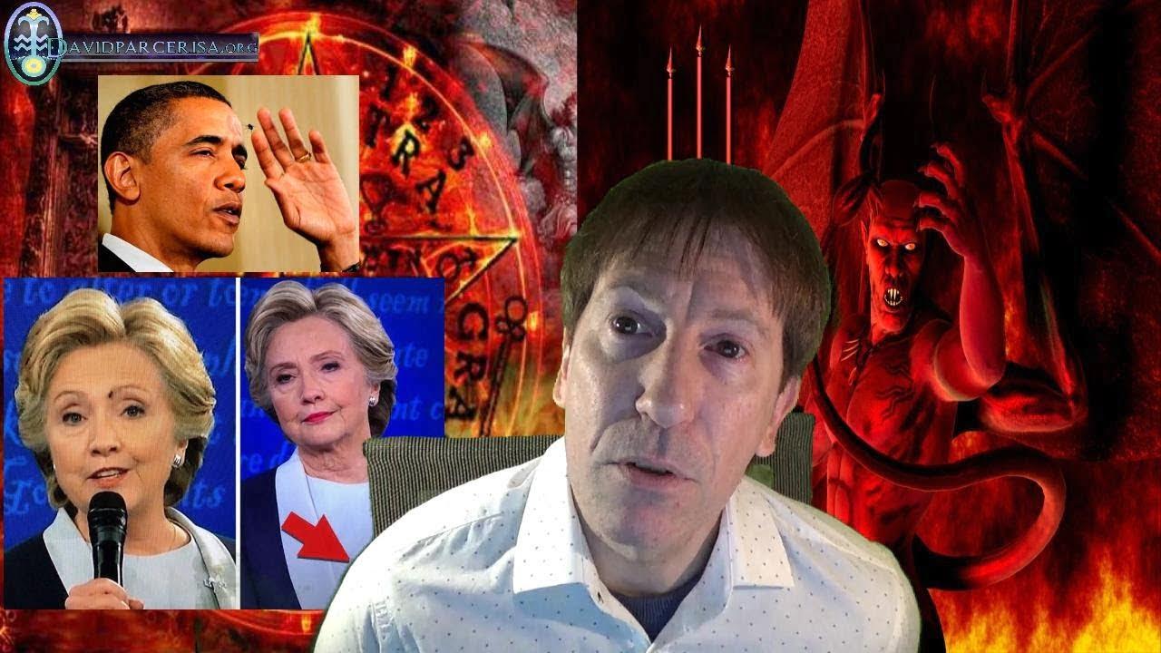 """""""Obama Y Hillary Huelen A Azufre Porque Son Demonios"""" Declara Alex Jones"""