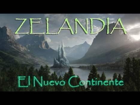 Confirman la Existencia de un Nuevo Continente
