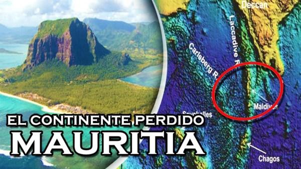 El continente Perdido Mauritia ha sido descubierto bajo el océano Índico