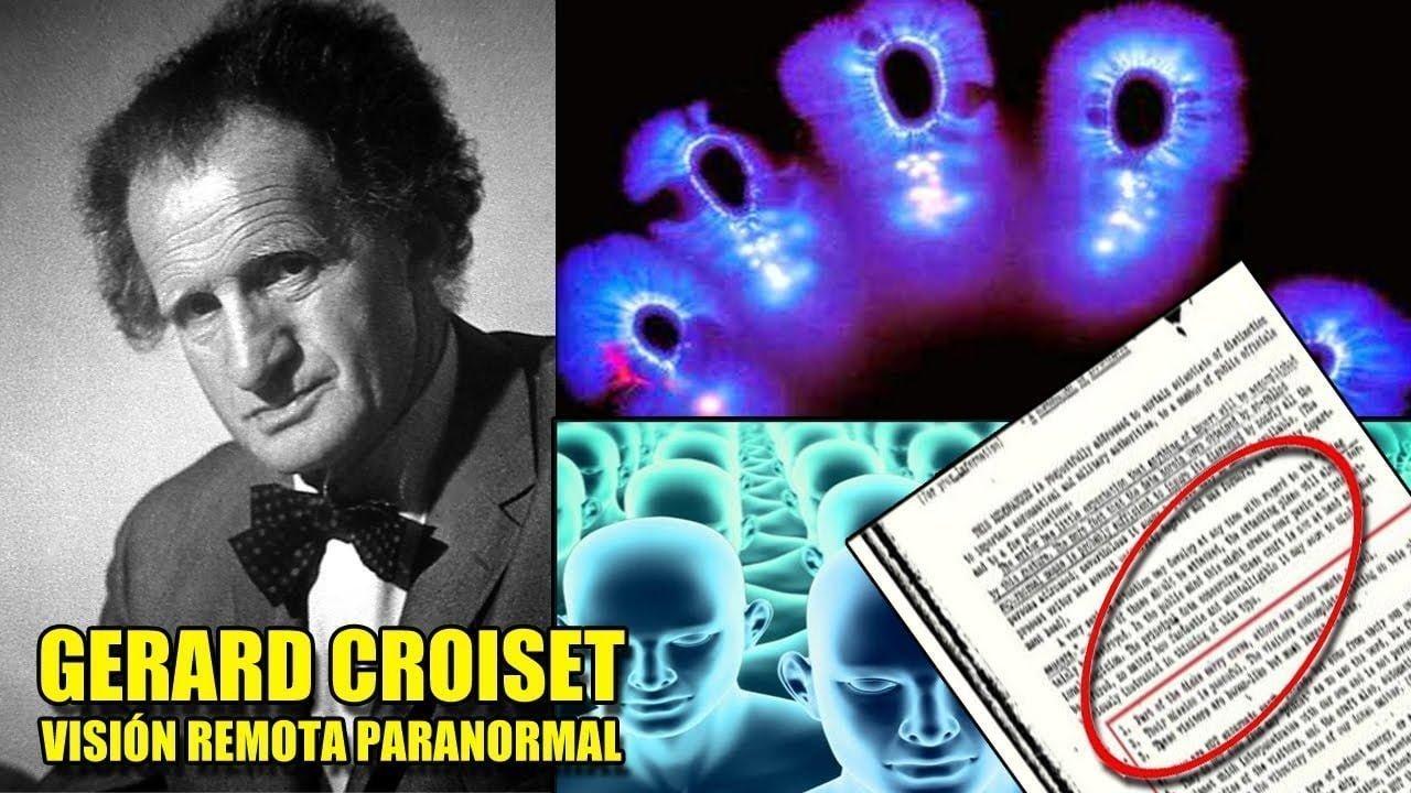 Gerard Croiset, el hombre que poseía poderes paranormales de visión remota