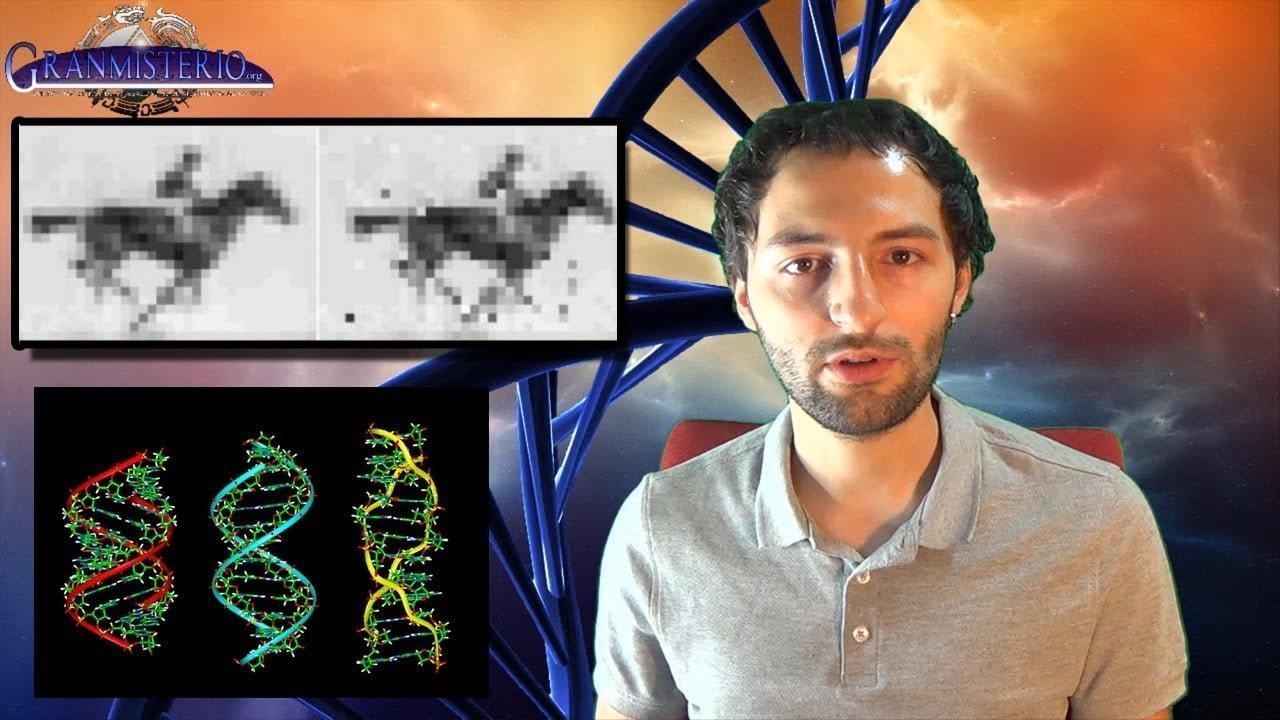 Científicos Insertan un Video en el ADN de una Bacteria viva ¿Qué esconde el ADN?